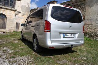 Mercedes-Benz Vito Extra Long VASAKPOOLSE LÜKANDUKSEGA 2.1 120kW