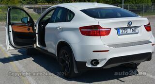 BMW X6 3.0 4.0D 225kW