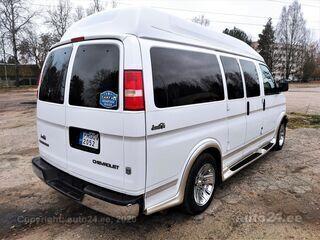 Chevrolet Express Santa Fe 5.3 V8 224kW